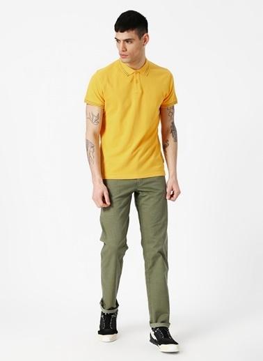 Lee&Wrangler Wrangler T-Shirt Sarı